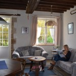 huisje-frankrijk-loire-woonkamerer